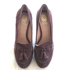 Vince Camuto Callin Platform Shoes